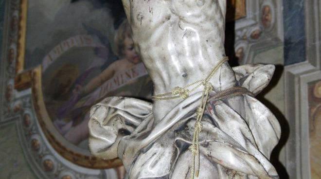 crocifisso del Brilla, Savona oratorio s. giovanni
