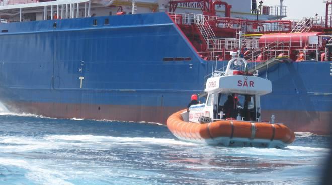 Esercitazione porto Vado