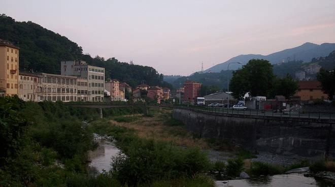 fiume polcevera