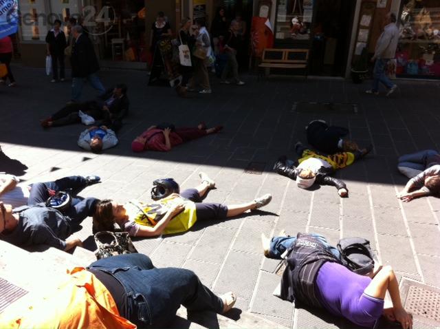 flash mob nucleare 2