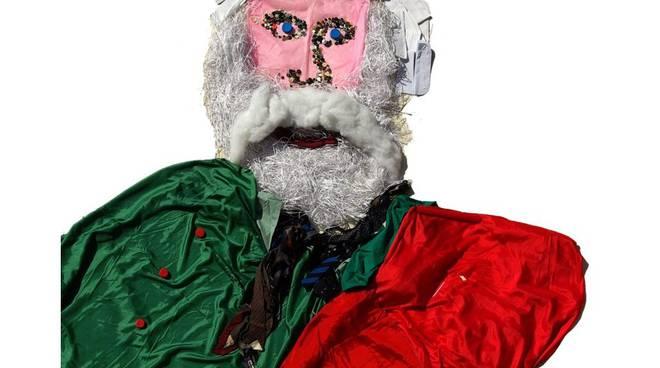 Garibaldio creato dai bambini di Vado
