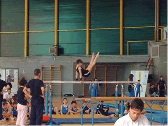 ginnastica maschile