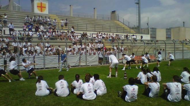 Giochi studenteschi Albenga