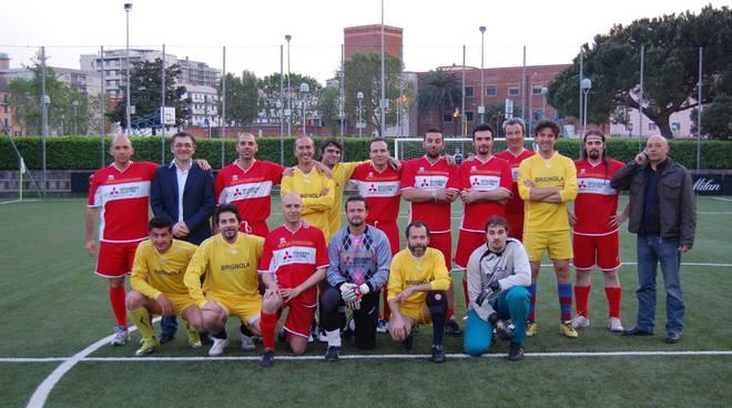 Ingegneri e architetti torneo di calcio