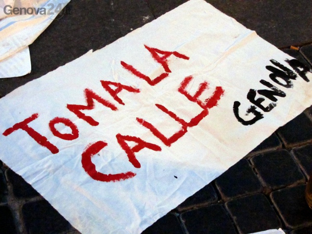 italian revolution genova