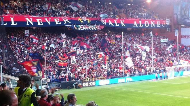 Le immagini del Derby dela laterna tra Genoa e Sampdoria