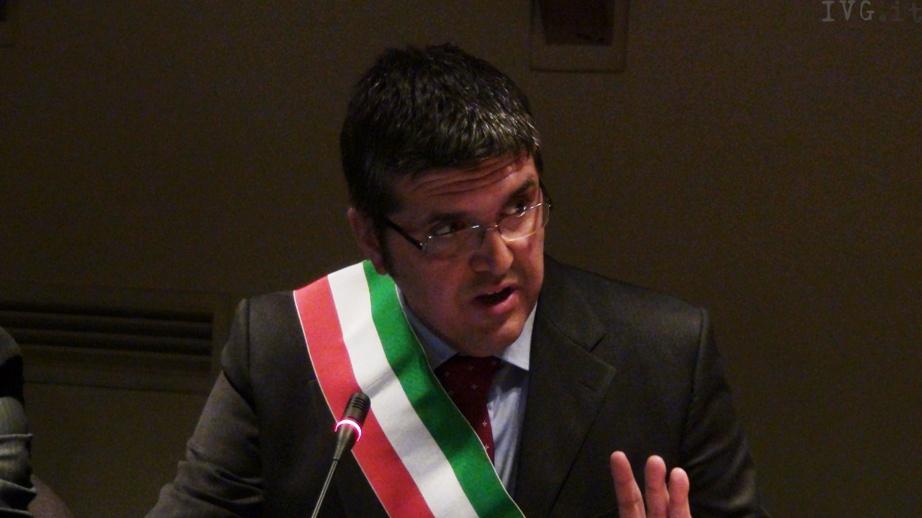 Luigi Pignocca, sindaco Loano