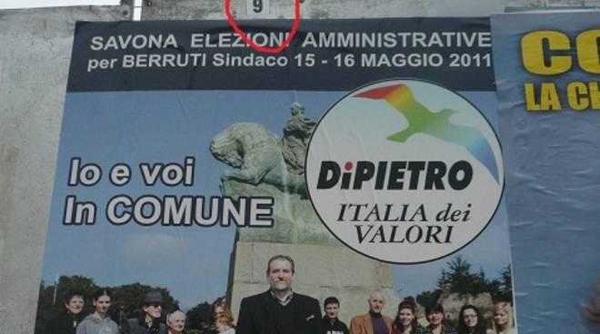 manifesti italia valori