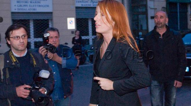 Ministro Brambilla a Savona per Marson