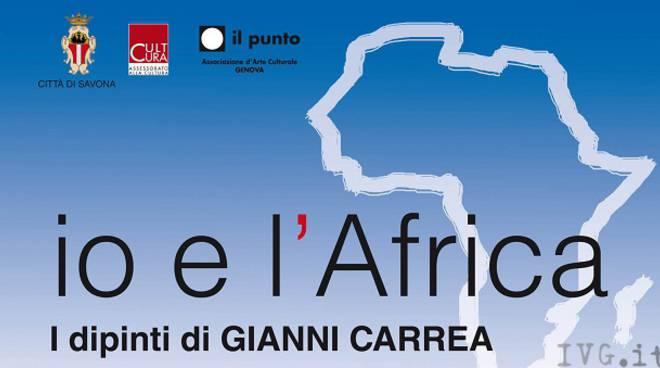 "mostra ""Io e l'Africa"""