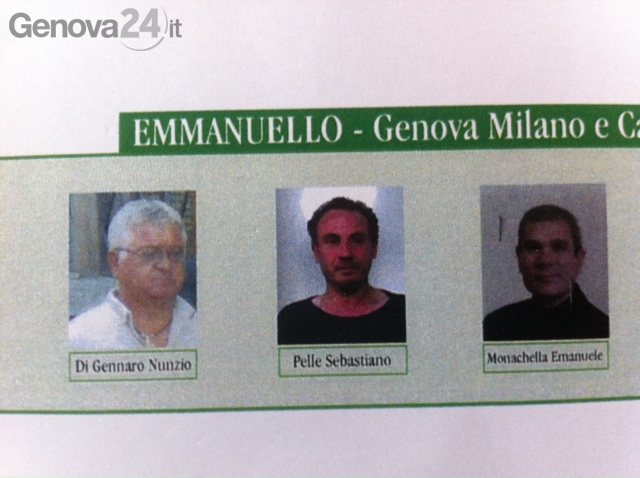 Nunzio Di Gennaro - Emanuele Monachella