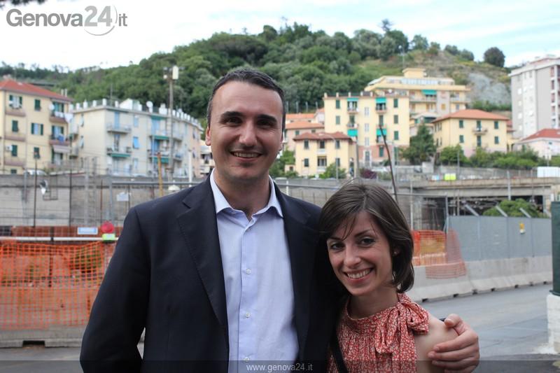 Paolo Bruzzone - Candidato sindaco Cogoleto