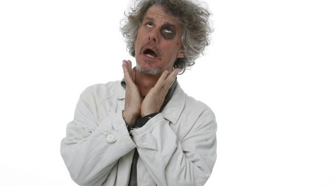 Paolo Migone, comico