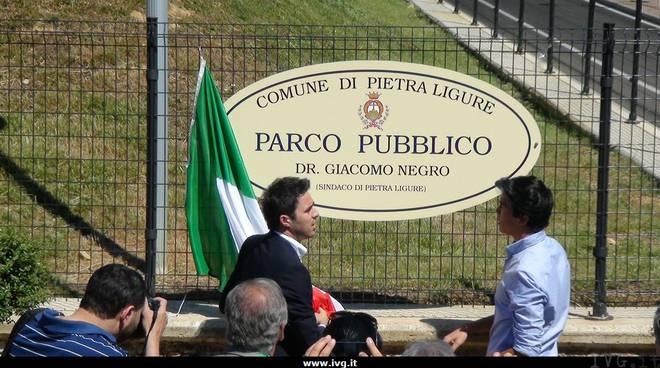 Pietra Ligure - intitolazione via Chiara Luce Badano