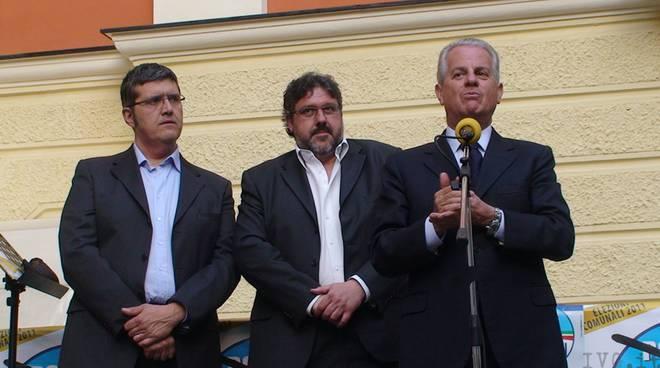 Pignocca, Vaccarezza, Scajola