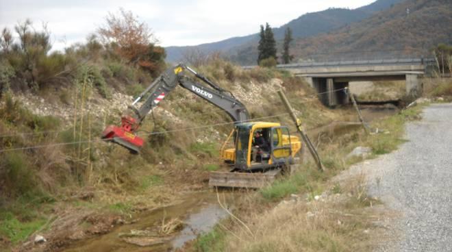 pulizia rii e fiumi
