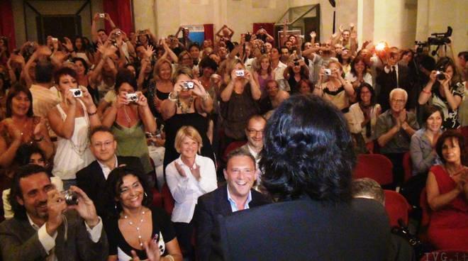 Renato Zero a Festa Inquietudine