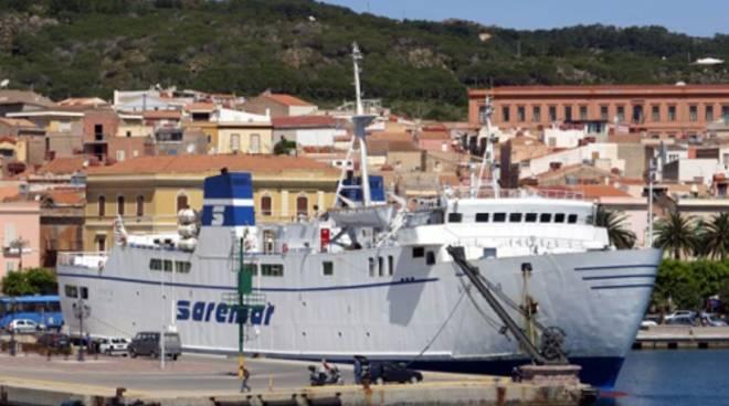 Saremar - traghetto