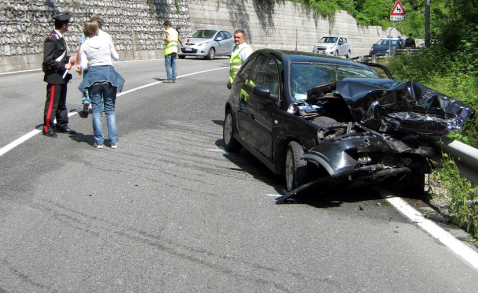 Savignone incidente 25 maggio