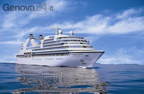 Seabourn Quest nave carnival