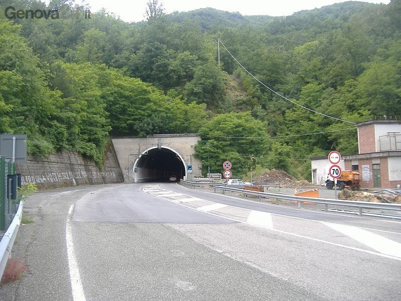 tunnel bargagli