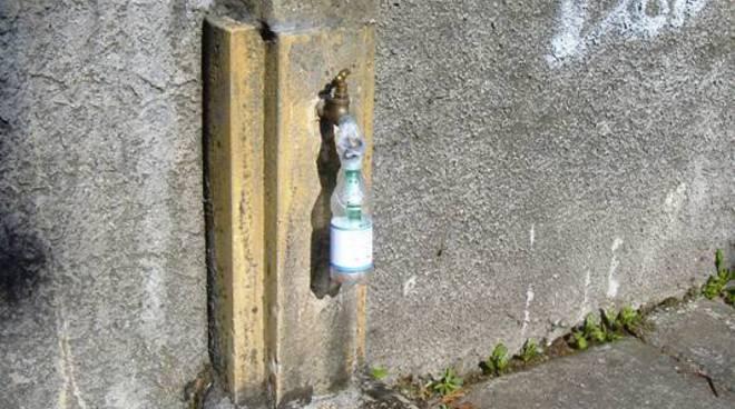 acqua manomessa mallare