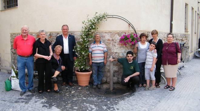 Albenga fontana