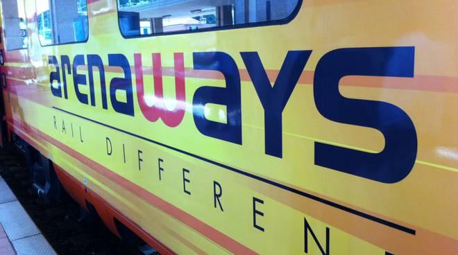 Arenaways, arriva il treno Balneare per le Cinque Terre