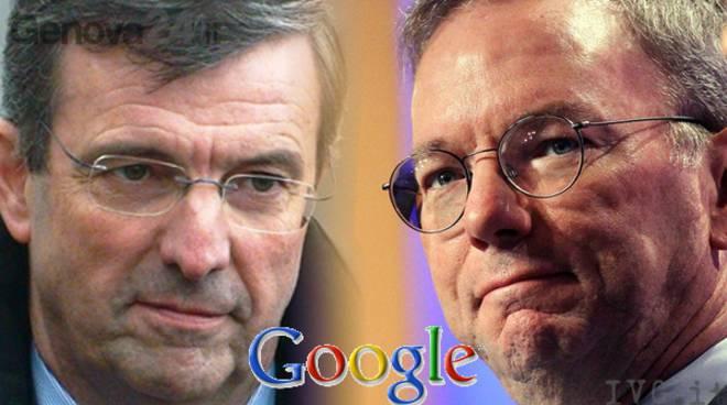 burlando google