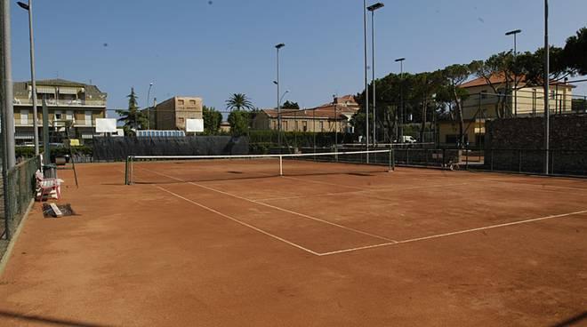 Campi tennis Loano