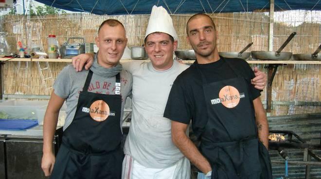 Chef Gianni Calautti