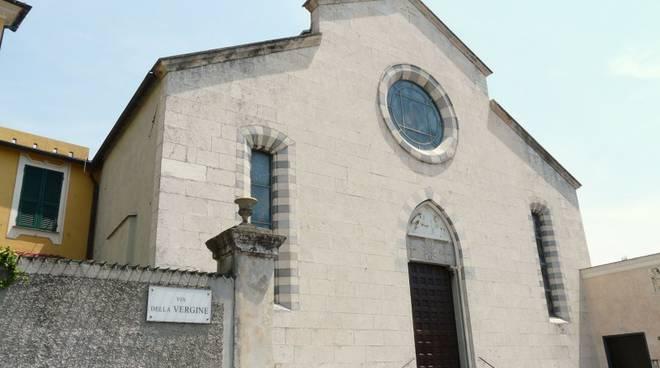 chiesa della santissima annunziata sturla
