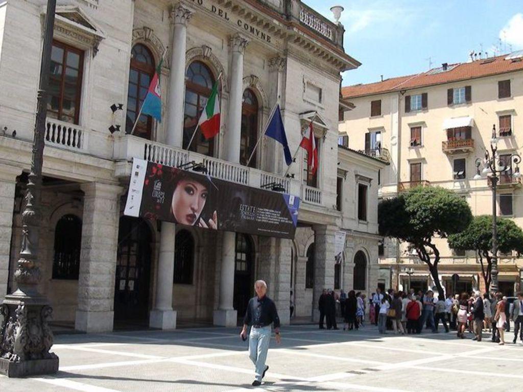 Comune - palazzo sisto piazza