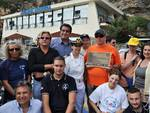 Disabili: targa in braille sul fondale dell'isola Gallinara