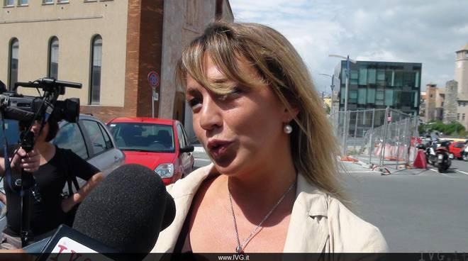 Elisa Di Padova - ass. eventi , giovani Savona