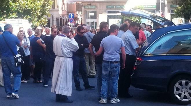 Funerale Mario Grancelli