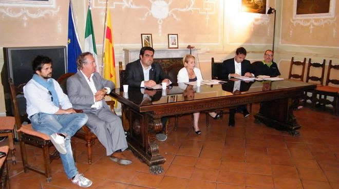 Incontro su profughi Comune Albenga