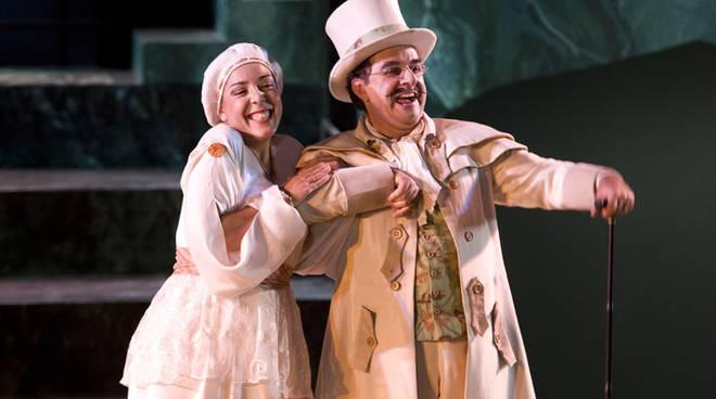 Italiana in  Algeri - Opera Giocosa