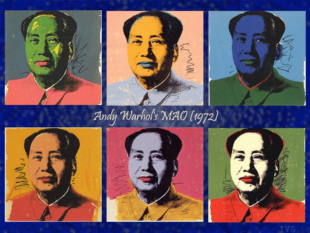 Mao di Warhol