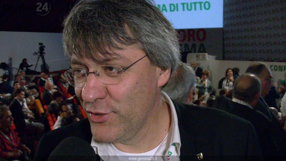 Maurizio Landini, segretario generale fiom