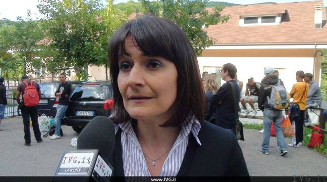 Paola Scarzella, sindaco Osiglia