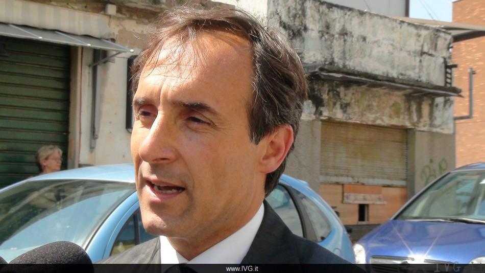 Paolo Gaggero - ass. urbanistica , edilizia privata Savona