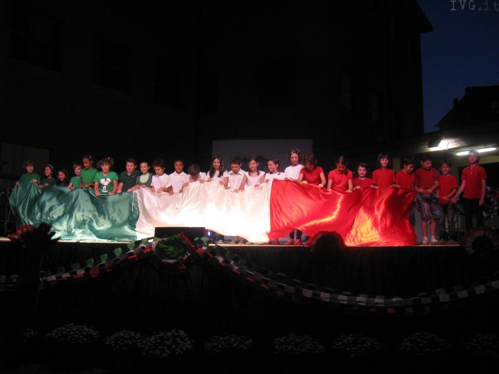 recita scuole Paccini Albenga