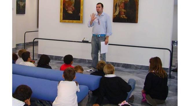 scuole in Pinacoteca Savona