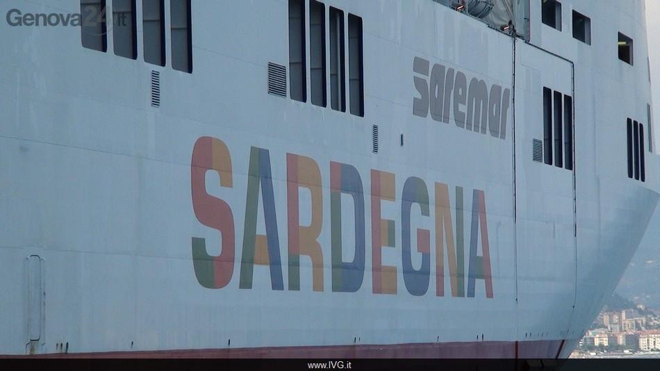 Traghetto Saremar