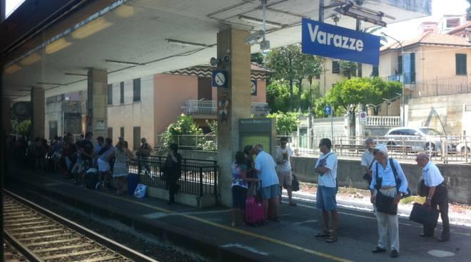 Varazze stazione FS
