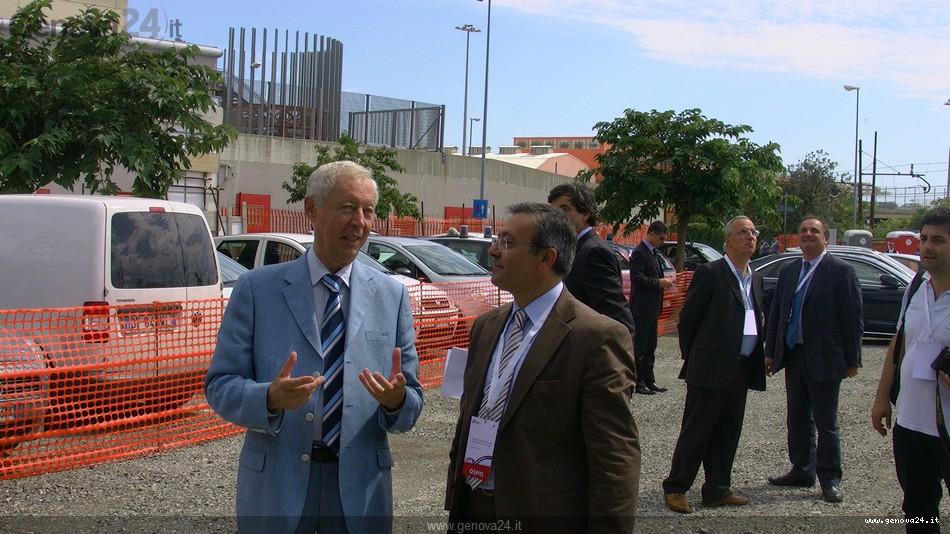 Alessandro Repetto - pres. prov. Genova - trenitalia