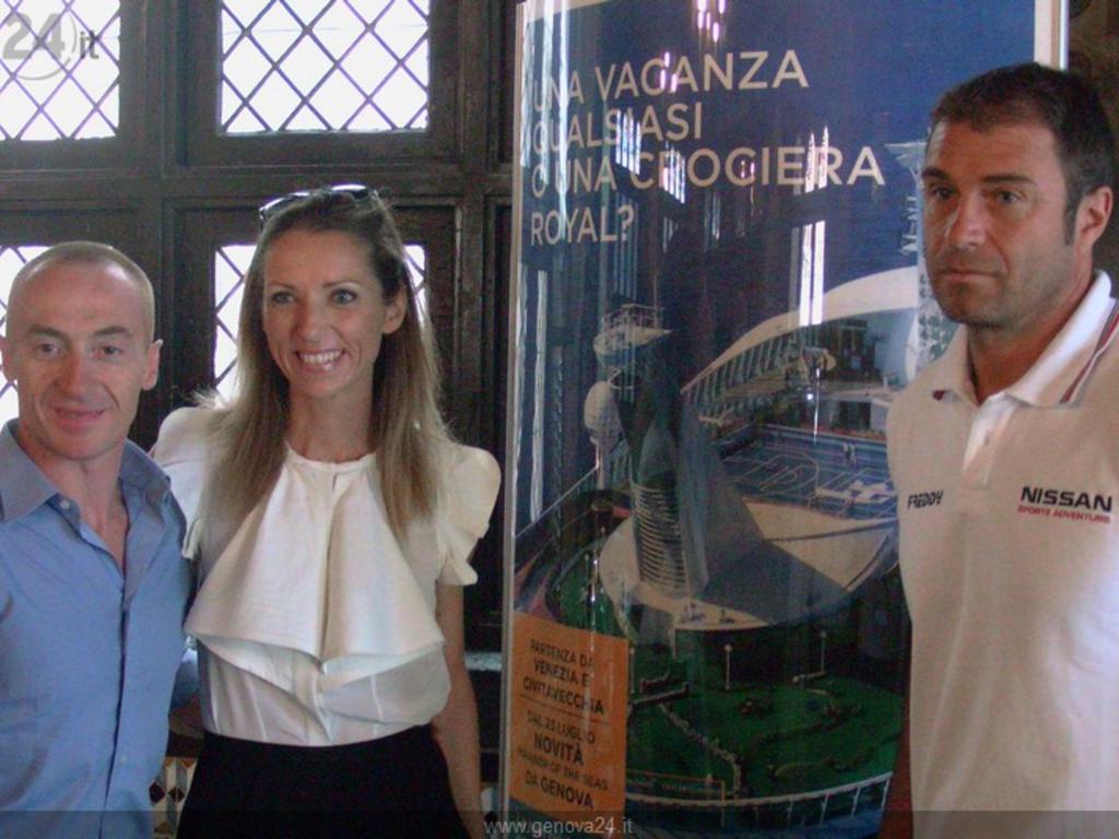Chechi, Vezzali, Rossi