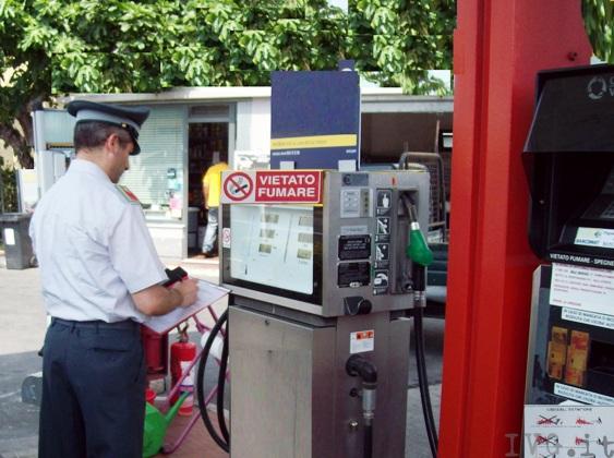controlli benzina