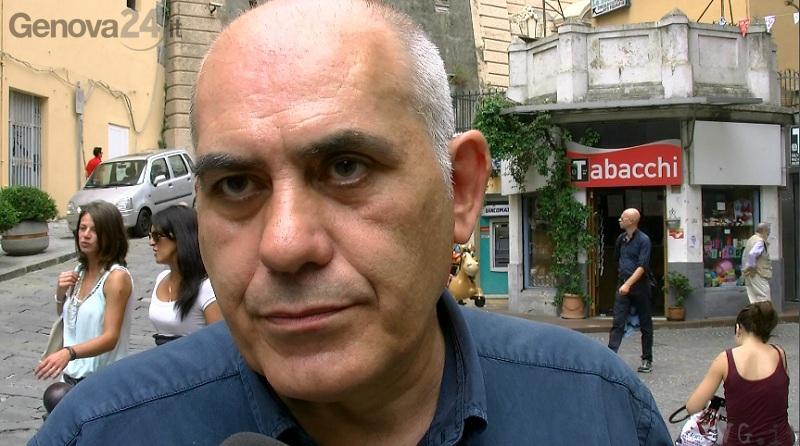 Corrado Cavanna, Filt Cgil Genova
